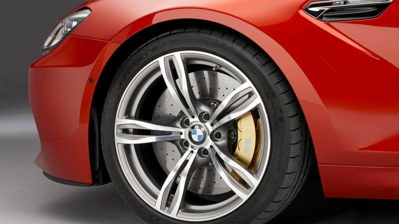 2012 BMW M6 Coupe: Press Photos