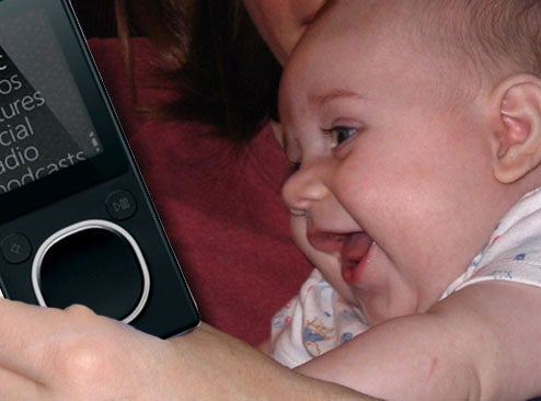 Zune PR Head Says Babies Will Choose Zune