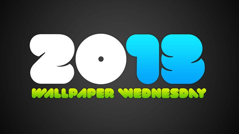 Put the Best Wallpapers of 2013 on Your Desktop