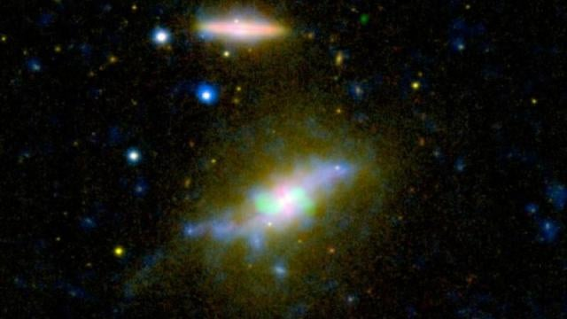 """Cosmic leaf-blowers"" help redirect the evolution of galaxies"