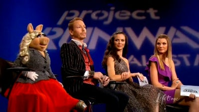 Live Blogging Project Runway All-Stars, Week 3