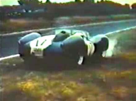 Dysentery-Racked Carroll Shelby Pilots Aston Martin DBR1 To Le Mans Victory
