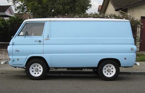 1960s a100 dodge vans for sale autos post. Black Bedroom Furniture Sets. Home Design Ideas