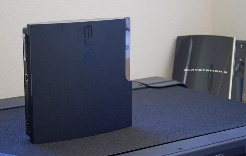 PlayStation 3 Slim Review: The Same For Less