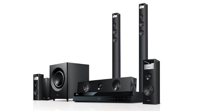 LG's 2013 Speaker Lineup Sounds Pretty Sweet No Matter How You Listen