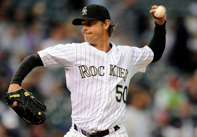 Jamie Moyer Becomes Oldest Pitcher In Baseball History To Win A Game