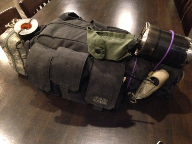 The Bug Out Bag