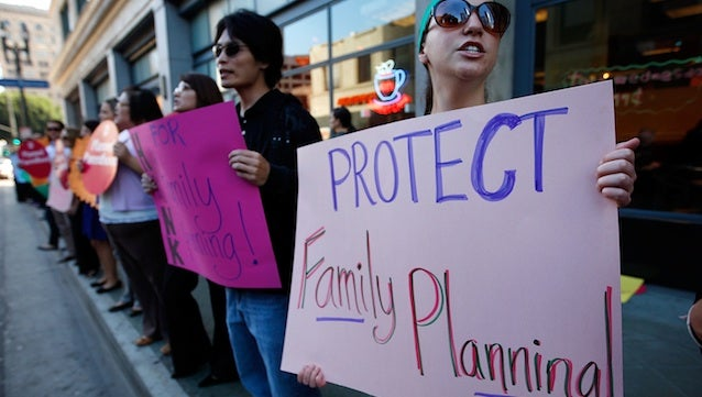 Fighting Back In The House Republicans' War On Choice