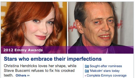 In What Universe Is Christina Hendricks' Body an 'Imperfection'?