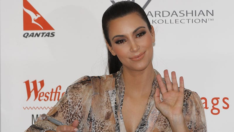 Kim Kardashian's IMDb Bio Gets an Awesome Rewrite, Examining Socio-Economic Implications of Her Talentless Rise to Fame