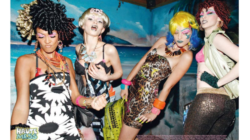 New Vogue Italia Story Pokes Fun at Poor Blacks and Latinas, Seems Kinda Racist