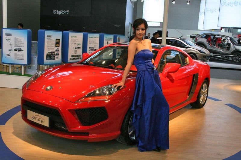 Beijing Motor Show Booth Professionals