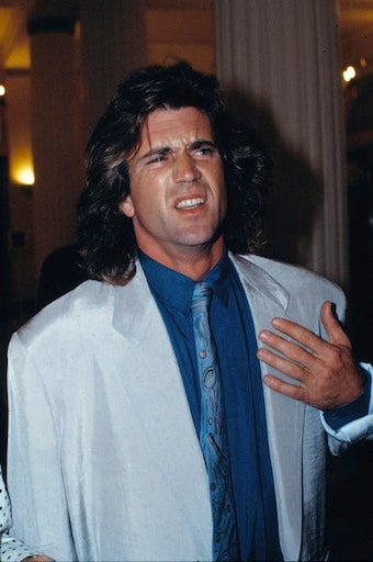 placenta ceremony triggered mel gibson rant new photo of