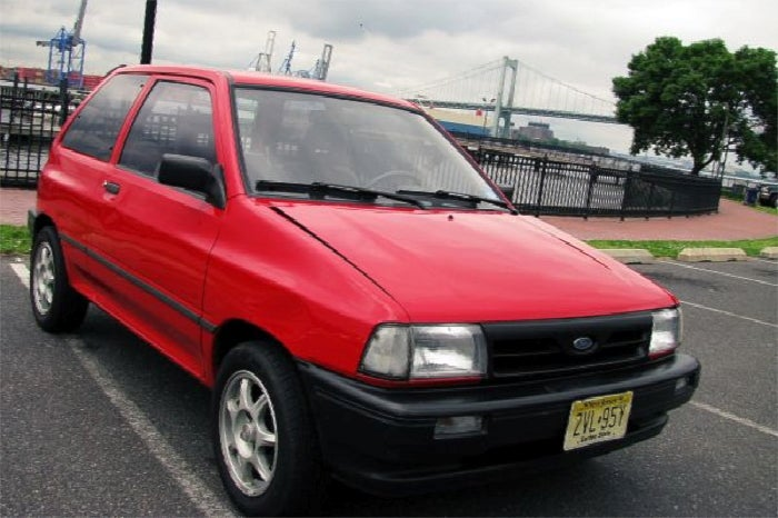 For $2,499, This Is A Festiva You Might Actually Want