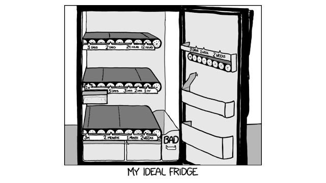 How All Refrigerators Should Be Designed