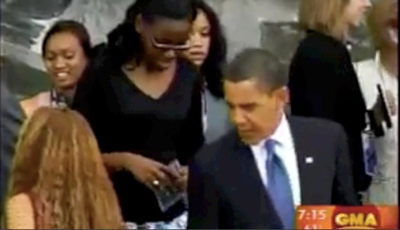 A Frame-by-Frame Analysis of Obama's Alleged Ass-Peek
