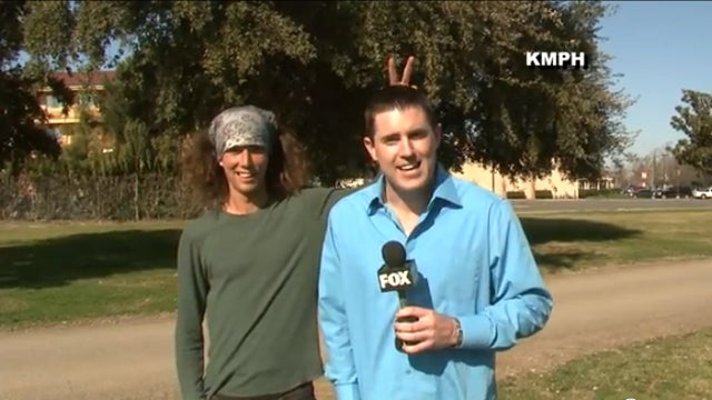 Where Are They Now: News Reporter Tracks Down Kai, the 'Hatchet-Wielding Hitchhiker'