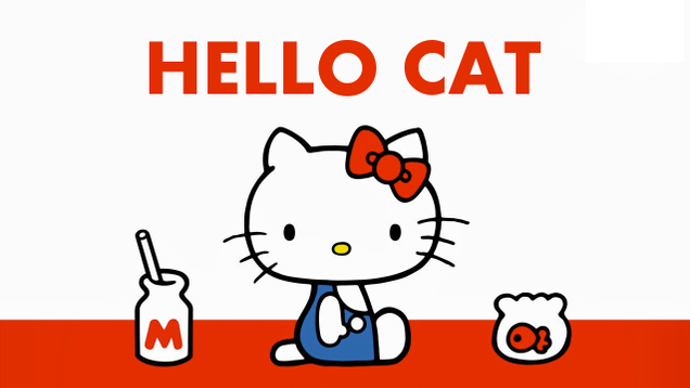 Don't Be Silly, Hello Kitty Is a Cat