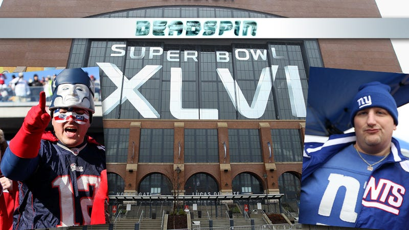 Super Bowl 46 Open Thread