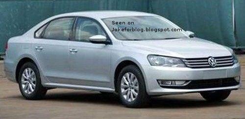 Volkswagen Passat is the NMS!