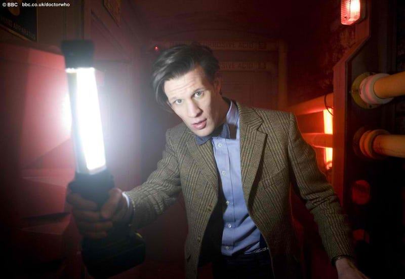 A Doctor Who Story that Doesn't Need the Doctor