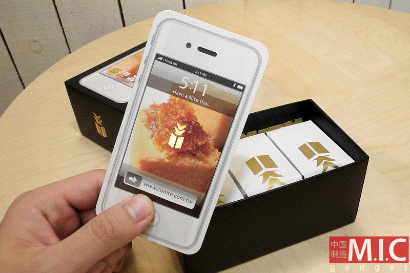 Unboxing and Eating Taiwan's Most Delicious iPhone Snack