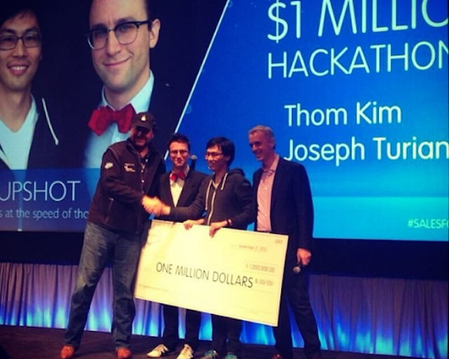 "The ""Biggest Hackathon Prize In History"" Was Won By Cheaters"