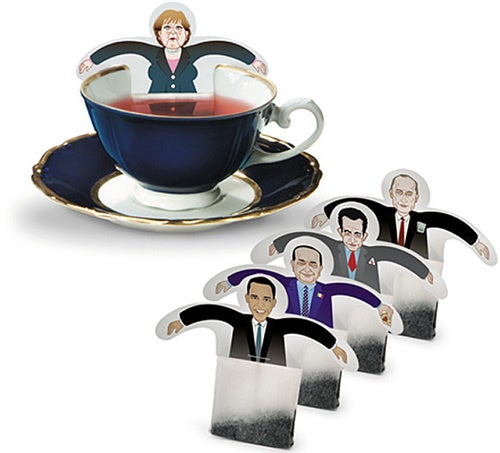 There Is a US President In My Tea Cup