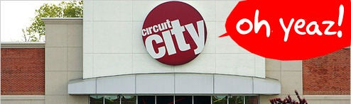 Circuit City Gets a New Lease on Life (Literally)