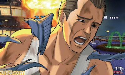 Let Chun-Li Kick You in the Face with New Project X Zone Screens