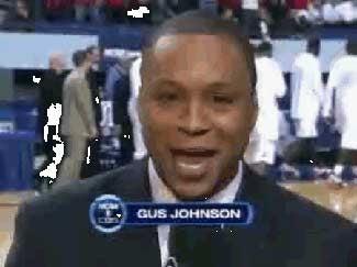 Media Approval Ratings: Gus Johnson