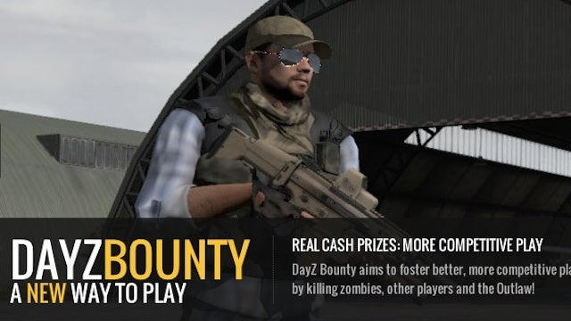 DayZ Developers Not Pleased About Real-Money Mod
