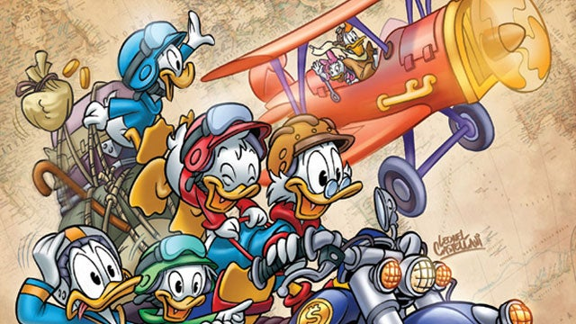 Epic Mickey Creator Starts Spinning DuckTales