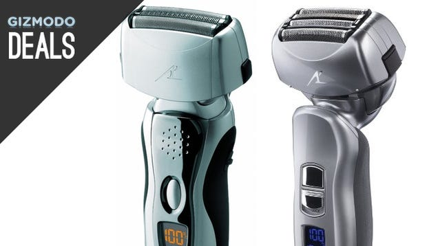 Treat Your Face to a Great Shave, Cheaper Hard Drives, and More Deals