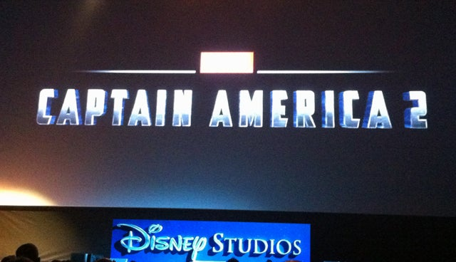 Upcoming Marvel Sequels Logos