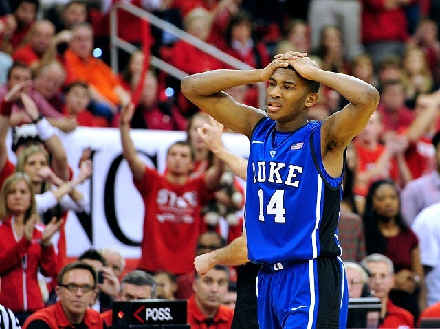No. 1 Duke Suffers First Loss To Some Team Or Other As Nation Revels In Annual Guilty Pleasure