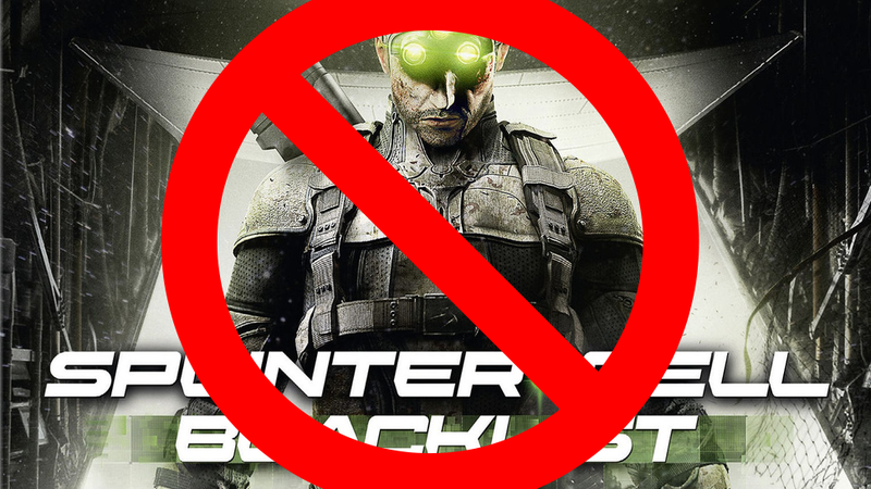 Why Blacklist Probably Won't Work