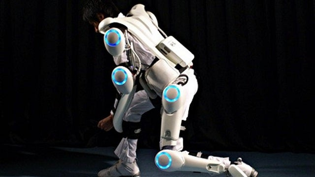 HAL Suits Could Help Support Nuclear Cleaners
