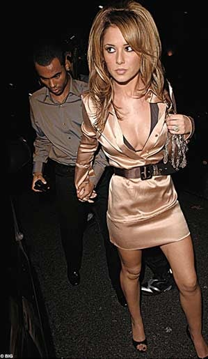 Ashley Cole Is A Charmer