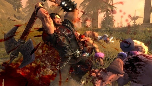 Brutal Legend Preview: The Game That Ripped My Jeans Leg