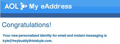 Create a Customized Email Domain with My eAddress