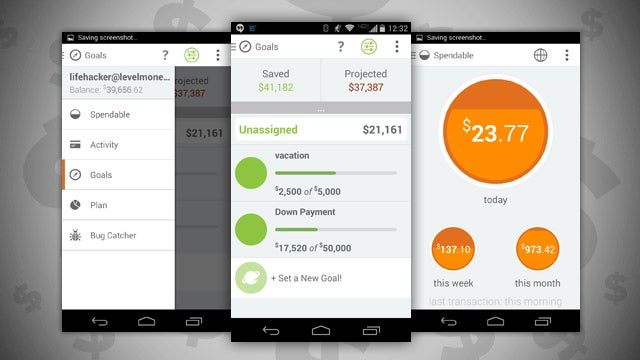 Budgeting App Level Updates with Goals, Helps You Save for Your Dreams