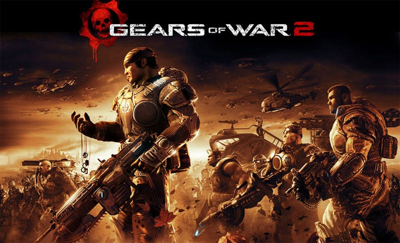 Gears Of War 2: Two Million Sold