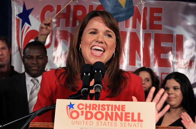 Christine O'Donnell - Scenes From the Campaign Trail