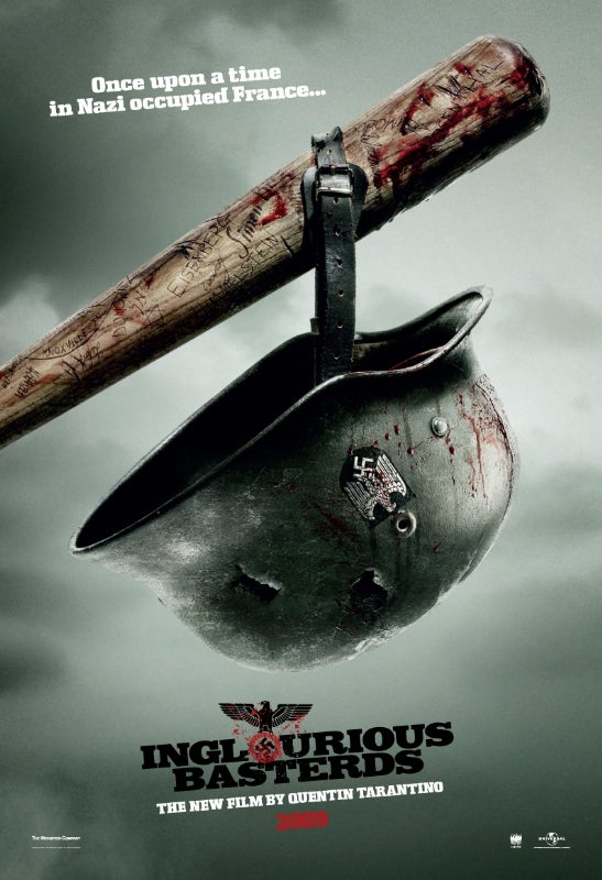 Nazi-Scalping Implements the Real Stars of 'Basterds' Campaign