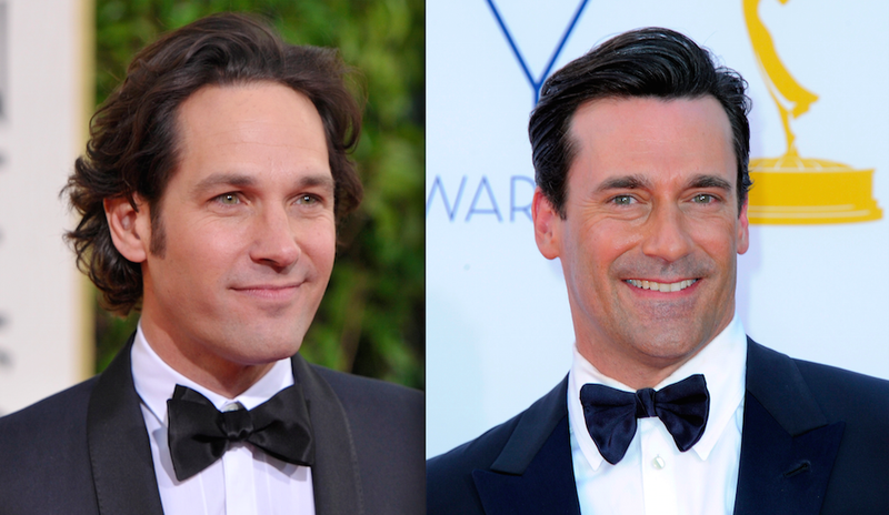 Paul Rudd and Jon Hamm Competed in Trivial Pursuit to Win Over a Girl