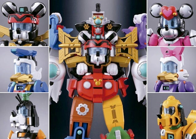 The 13 Most Ridiculous Giant Robots of All Time