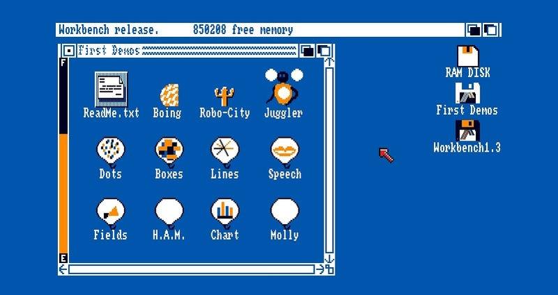 Commodore Amiga Forever - cover