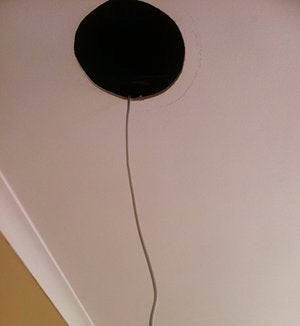 How to Mount Ceiling Speakers and Wirelessly Stream Music to Any Room in Your Home