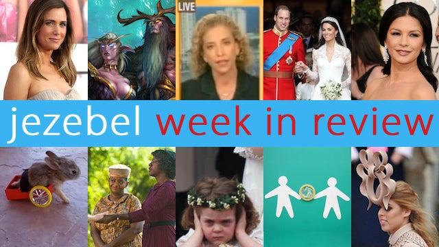 April 29 Week In Review